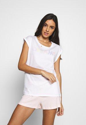 DUNIA SET - Pyjama set - white