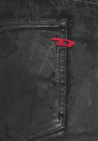 Diesel - D-ISTORT-X-SP1 - Slim fit jeans - black - 2