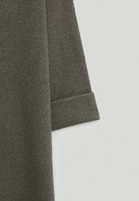 Massimo Dutti - Manteau classique - dark grey - 3