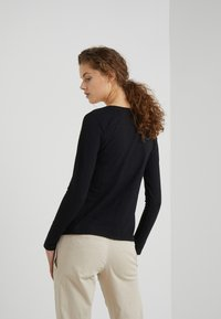 DRYKORN - ALESA - Long sleeved top - black - 2