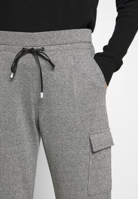 Opus - ELENI - Trousers - easy grey - 5