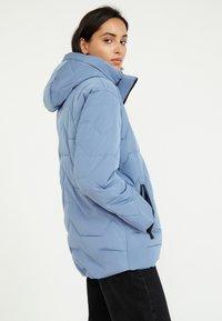 Finn Flare - Winter jacket - light blue - 7