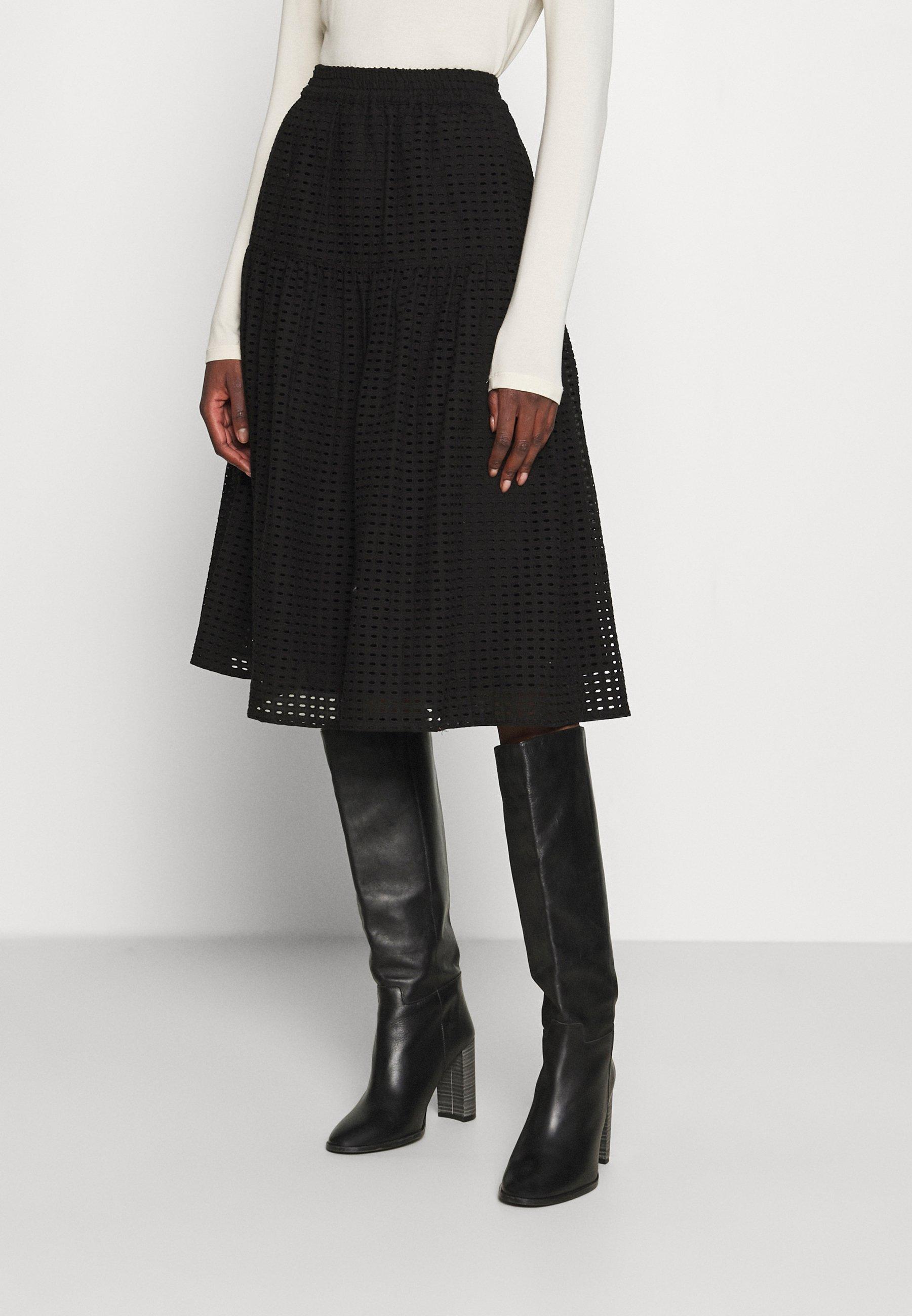 Women LYON SKIRT - Maxi skirt