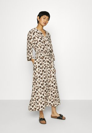 ERIKKE - Shirt dress - creme brulee