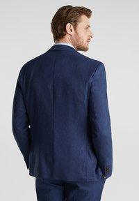 Esprit Collection - FIL-A-FIL  - Blazer jacket - dark blue - 2