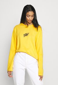 YOURTURN - Long sleeved top - yellow - 3