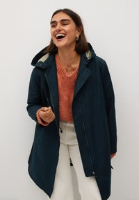 Violeta by Mango - CREW7 - Winter coat - dark navy - 0