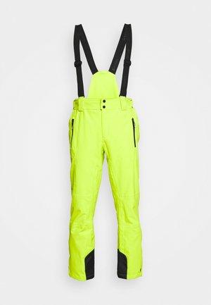 ENOSH - Pantaloni da neve - frühlingsgrün