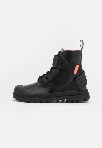 PAMPA ROCK RANGER UNISEX - Lace-up ankle boots - black