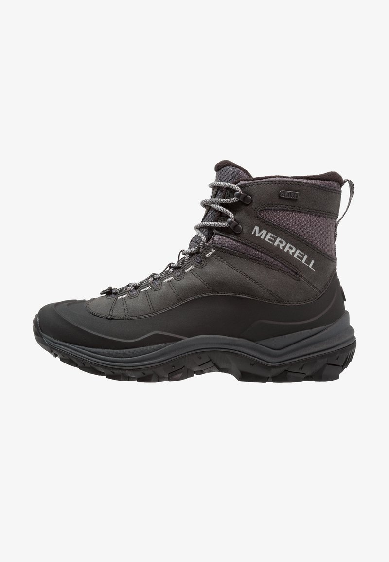 Merrell - THERMO CHILL WP - Winter boots - black