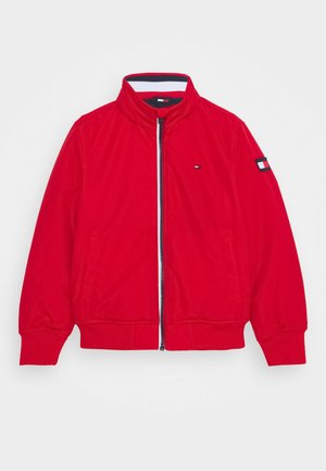 ESSENTIAL JACKET - Lehká bunda - red