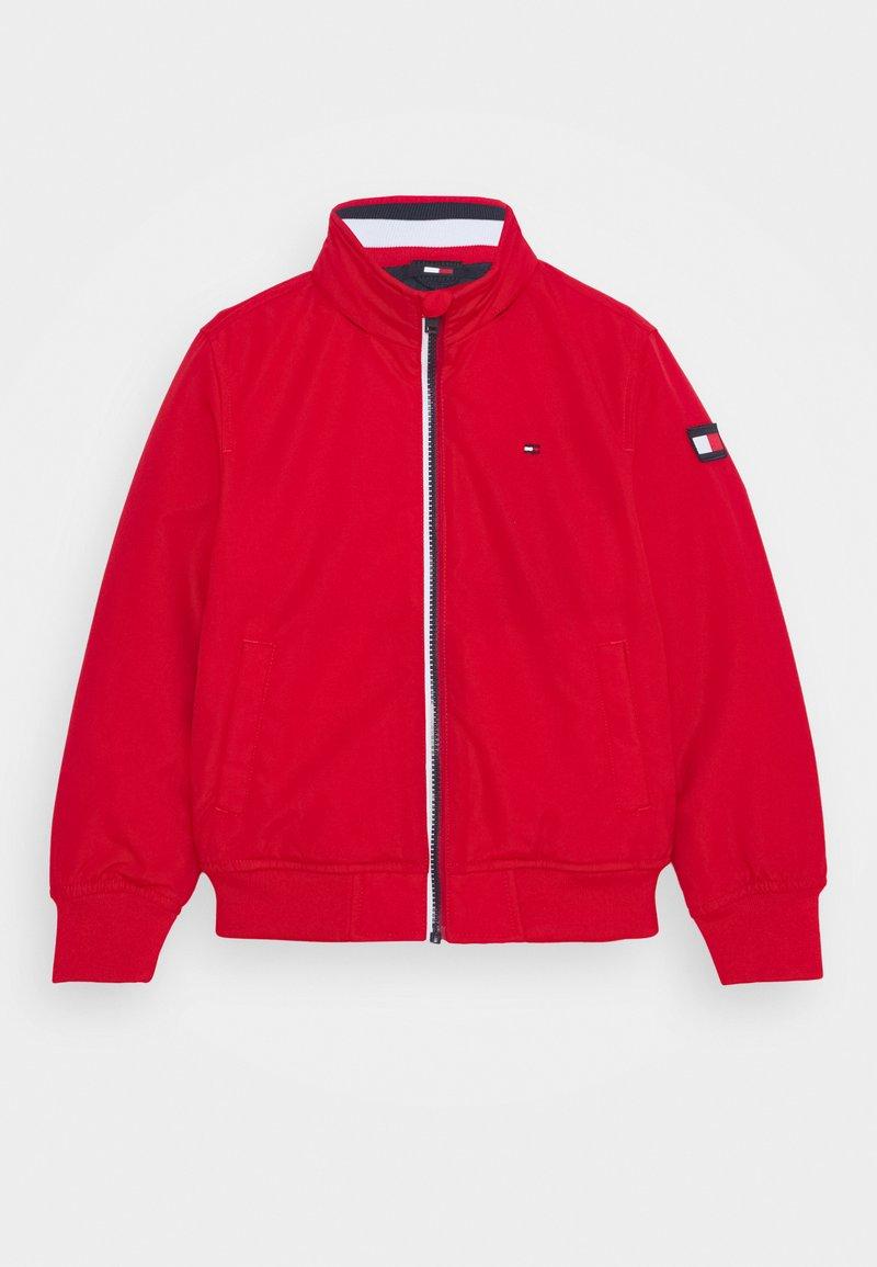 Tommy Hilfiger - ESSENTIAL JACKET - Light jacket - red