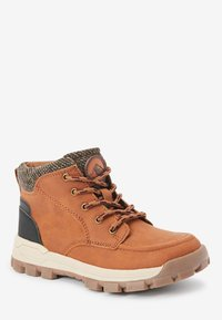 Next - Lace-up ankle boots - brown - 4