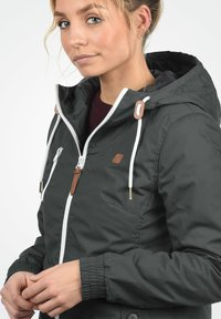 Desires - TILDA - Light jacket - dark grey - 4