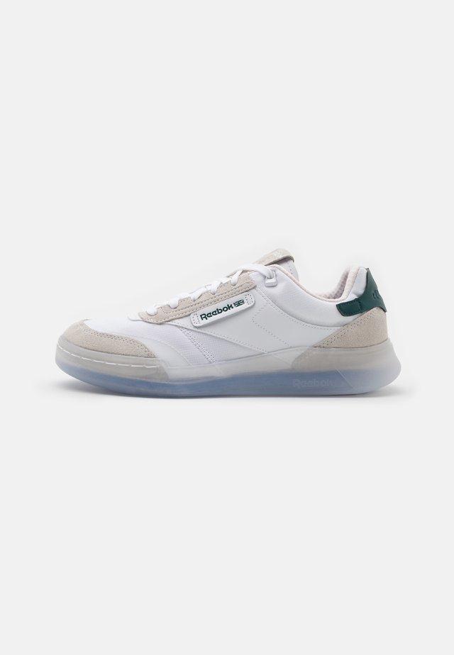 CLUB LEGACY UNISEX - Tenisky - footwear white/court blue/green