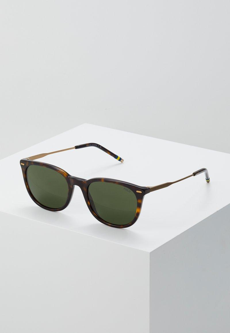 Polo Ralph Lauren - Sluneční brýle - dark havana