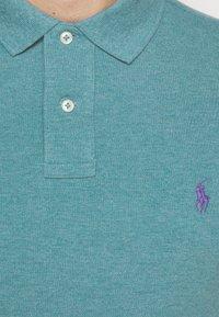 Polo Ralph Lauren - SHORT SLEEVE - Polo - teal heather - 6