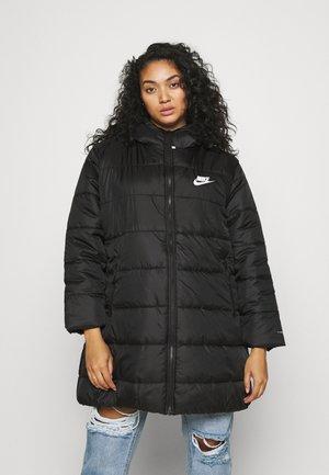 CLASSIC - Winter coat - black