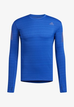 RISE UP N RUN LONG-SLEEVE TOP - Funktionsshirt - blue