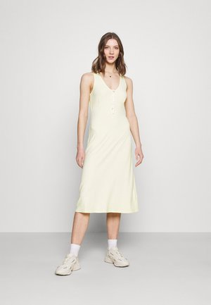 SAMBA DRESS - Vestito estivo - yellow
