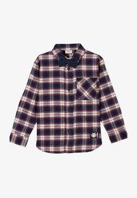 s.Oliver - Shirt - navy check - 0