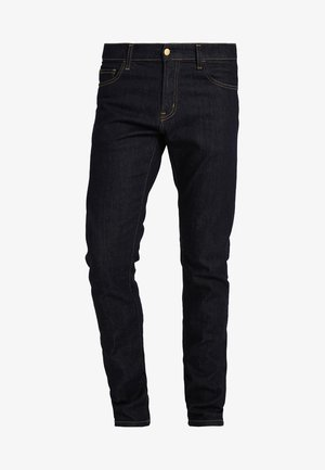 REBEL PANT SPICER - Jean slim - blue one wash