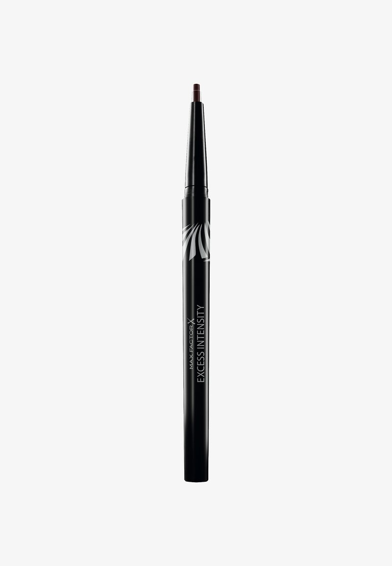 Max Factor - EXCESS INTENSITY LONGWEAR EYELINER - Eyeliner - 06 brown