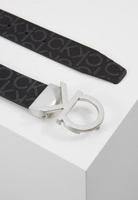 Calvin Klein - NEW MONO BELT - Belt - black