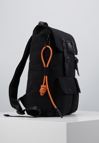 Ecoalf - ZERMAT BACKPACK - Reppu - black - 3
