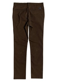 Quiksilver - KRANDY - Trousers - demitasse - 1