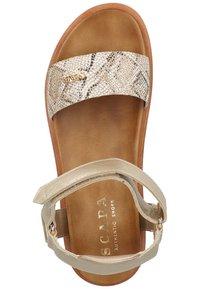 Scapa - SCAPA SANDALEN - Walking sandals - platinum 360 - 1