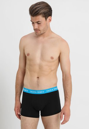 JACLEE TRUNKS 5 PACK - Underkläder - blue/black