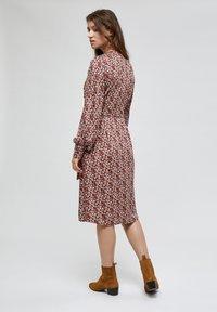 Minus - MELINA - Day dress - macaroon flower - 4