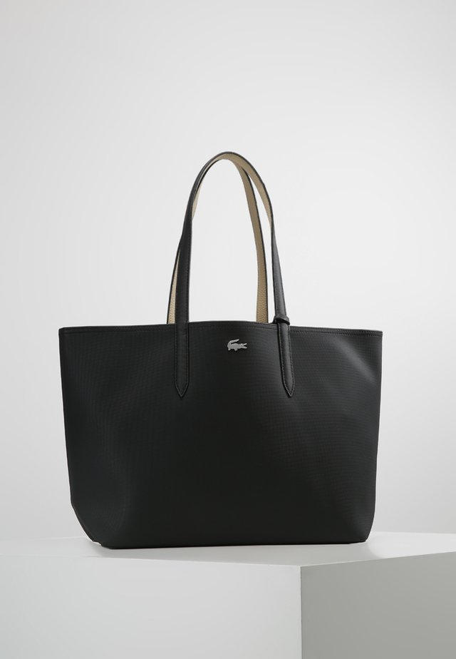 NF2142AA - Shopping bag - black warm sand