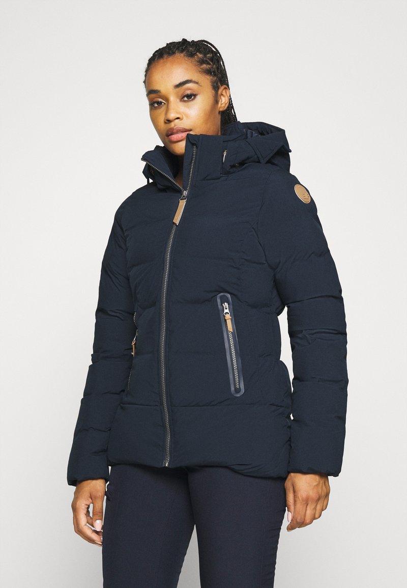 Icepeak - ANDRIA - Winter jacket - dark blue