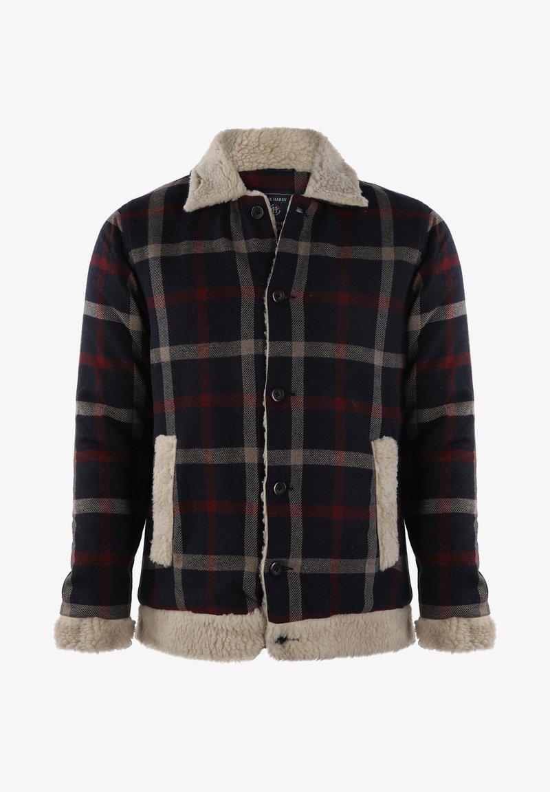 Felix Hardy - Summer jacket - navy-red