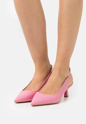 PERANGA - Classic heels - pink