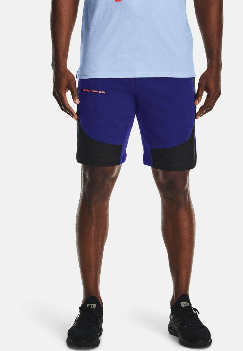 Under Armour - Sports shorts - regal