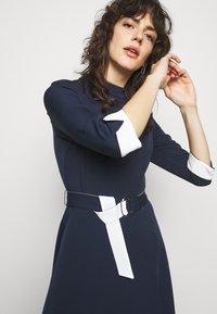 HUGO - DARTINA - Denní šaty - open blue - 3