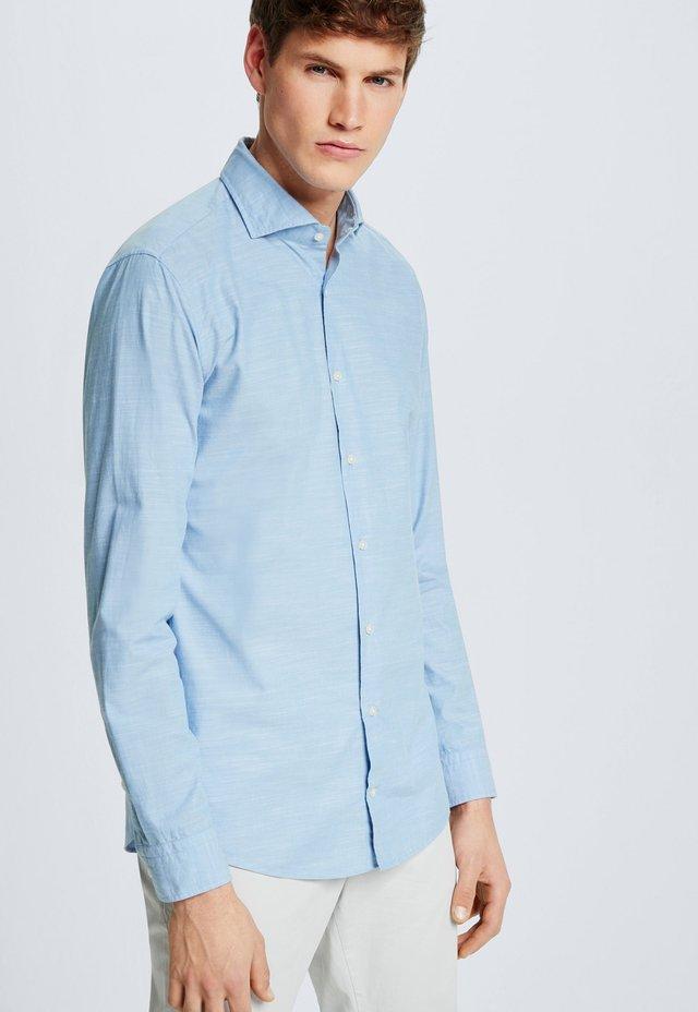 STRELLSON HEMD SERENO - Shirt - medium blue