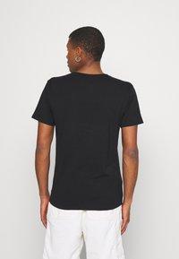 Scotch & Soda - Basic T-shirt - black - 2