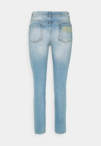 Versace Jeans Couture - JEANS - Jeans Skinny Fit - indigo - 8