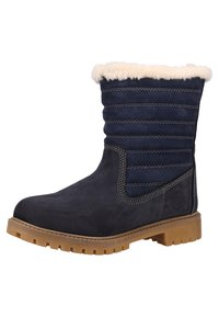 Darkwood - Snowboot/Winterstiefel - navy - 2