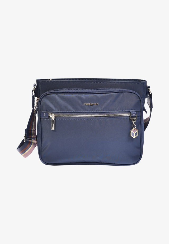 CHARM ALLURE - Across body bag - mood indigo
