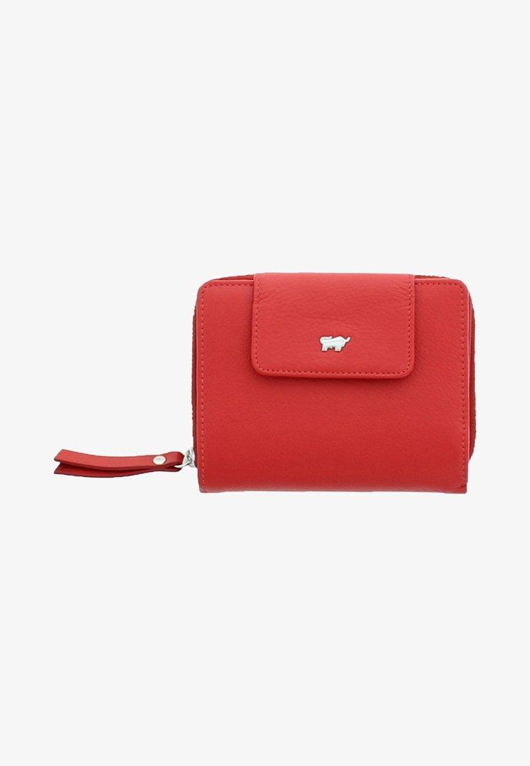 Braun Büffel - MIAMI  - Wallet - red