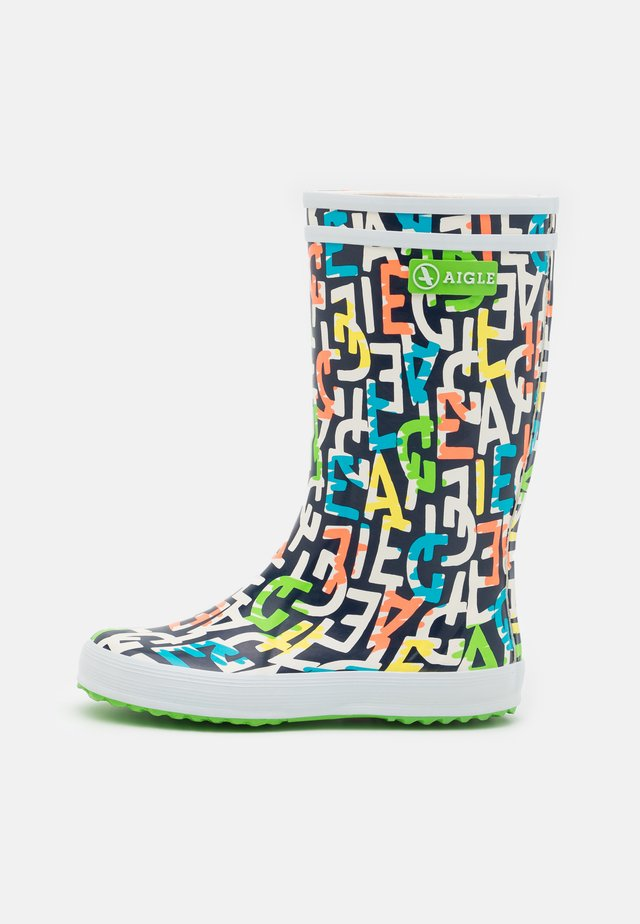LOLLY POP THEME UNISEX - Gummistiefel - multicolor