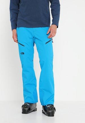 CHAKAL PANT - Snow pants - blue