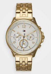 Tommy Hilfiger - HARPER - Klokke - gold-coloured - 0