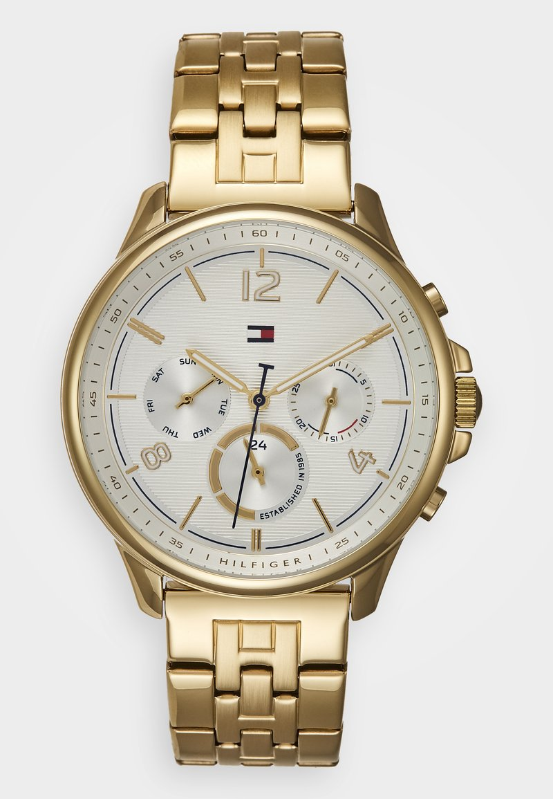 Tommy Hilfiger - HARPER - Klokke - gold-coloured