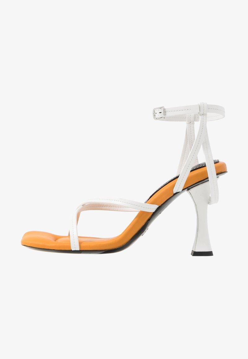 Proenza Schouler - High heeled sandals - nero/osso